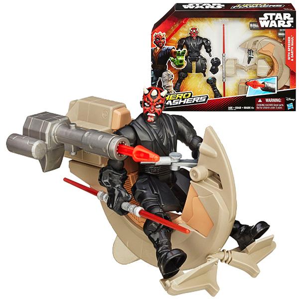 Star Wars B3831 Лихачи Звездных войн, в ассортименте