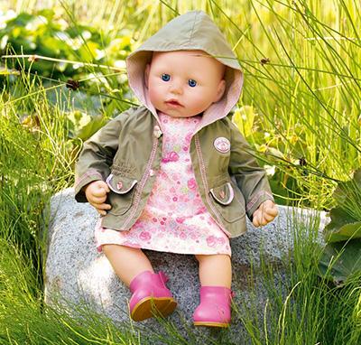 Zapf Creation Baby Annabell 794-616 Бэби Аннабель Одежда демисезонная