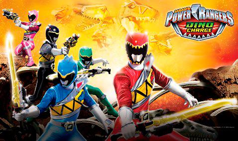 Игрушки Могучие Рейнджеры: Дино Заряд