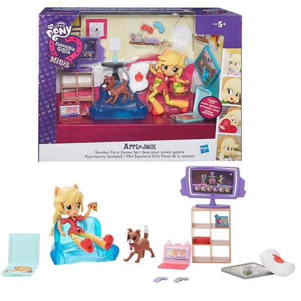 Игровой набор Equestria Girls для мини-кукол