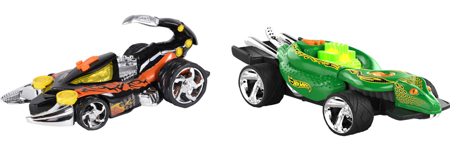 Машины-мутанты Hot Wheels