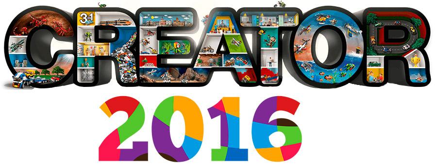 новинки Lego Creator 2016
