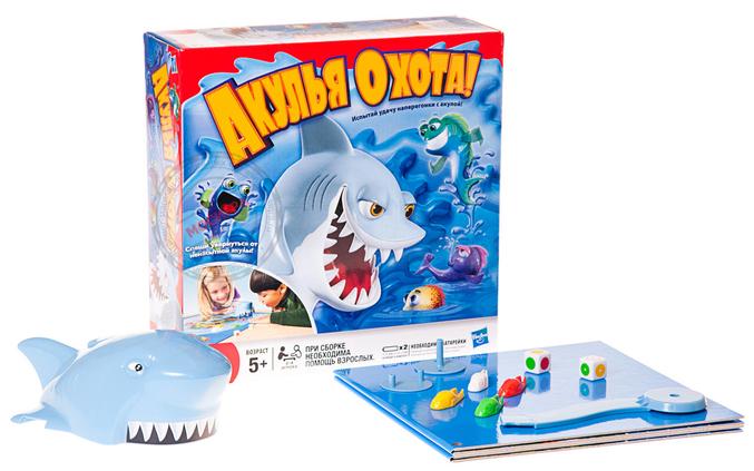 Other Games 33893 Игра Акулья Охота