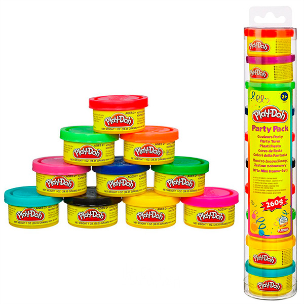 Play-Doh 22037 Набор Для Праздника в тубусе