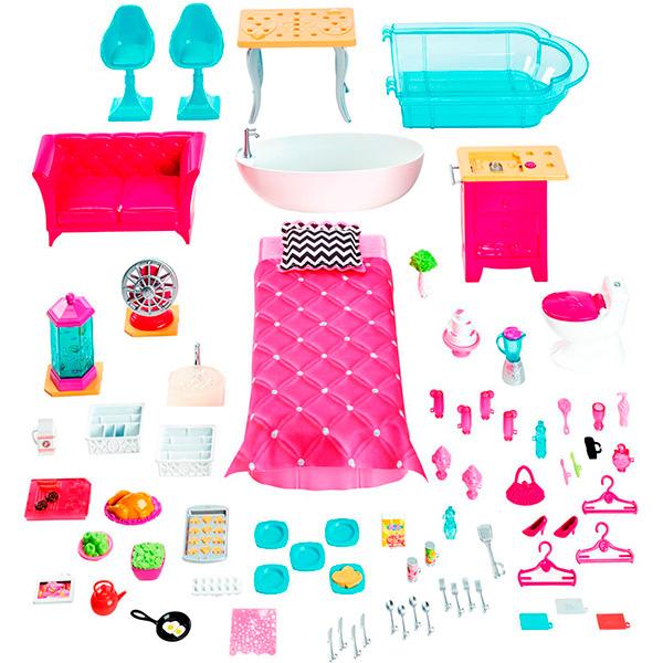 Дом мечты Барби аксессуары