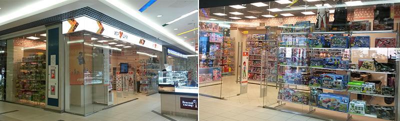 Новый магазин TOY.RU в Санкт-Петербурге!