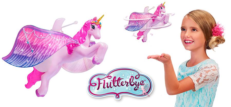 Летающий Единорог Flying Fairy