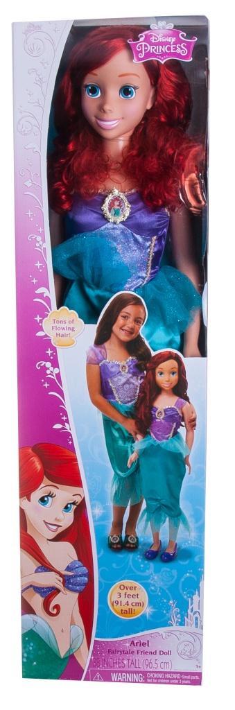 Disney Princess 628950 Кукла Принцессы Дисней, Ариэль 99 см