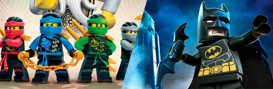 Новинки Lego август 2016
