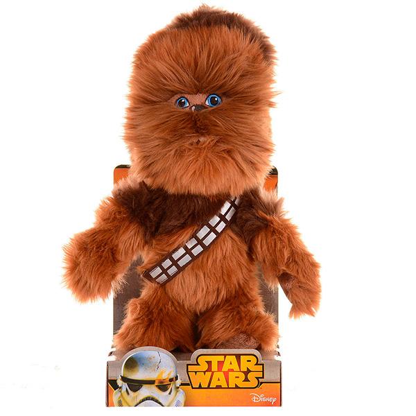 Disney Star Wars 1400608 Дисней Звездные Войны Чубакка, 17 см