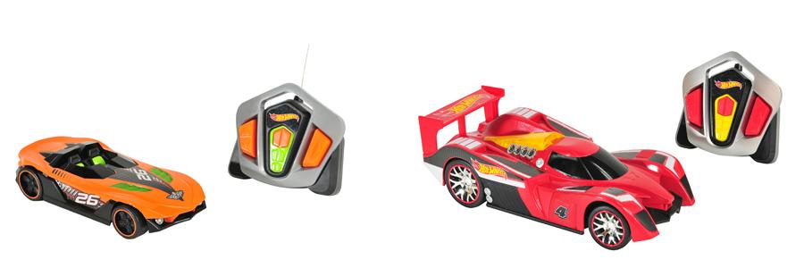 Радиоуправляемые машинки Hot Wheels