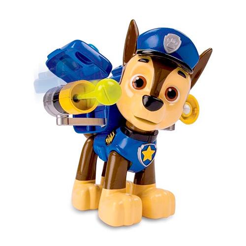 Щенячий патруль 16622 Paw Patrol Большой щенок с рюкзаком-трансформером