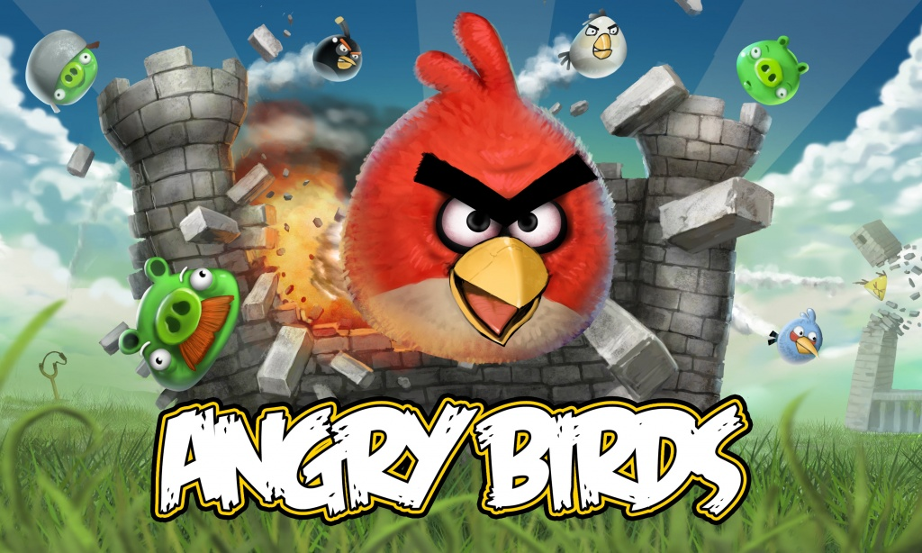 ������� Angry Bird 2016