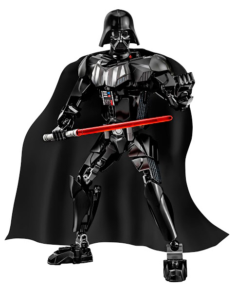Lego Star Wars Дарт Вейдер