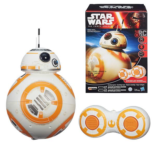 Star Wars B3926 Дроид Звездных войн с пультом управления