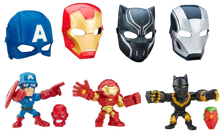 Игрушки Hasbro Супергерои Марвел