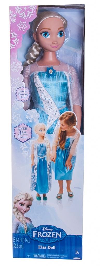 Disney Princess 885320 Кукла Принцессы Дисней, Эльза 99 см