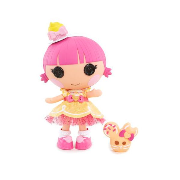 Кукла Lalaloopsy Littles 539742 Лалалупси Литлс Праздничная Сладкоежка