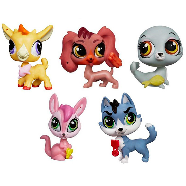 Littlest Pet Shop A8229 ������� �������� � ������������