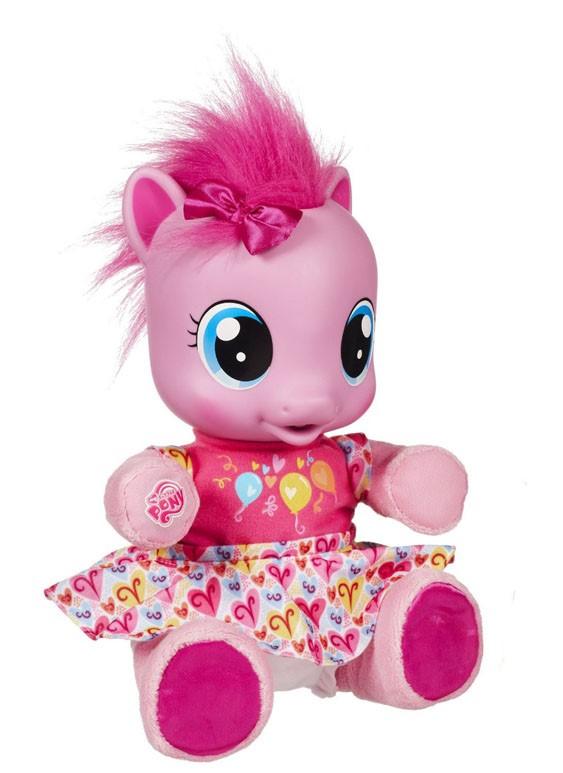 Озорная Пинки Пай My Little Pony