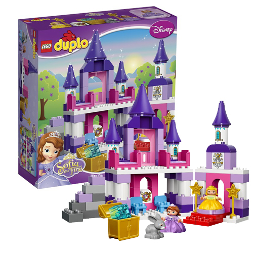 Lego Duplo 10595 Лего Дупло София Прекрасная: Королевский Замо