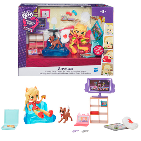 My Little Pony B4910 Май Литл Пони Игровой набор Equestria Girls для мини-кукол