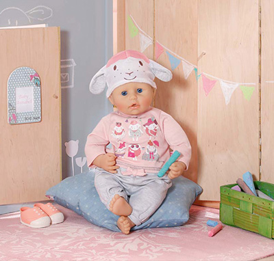 Zapf Creation Baby Annabell 794-623 ���� �������� ������ ��� ��������