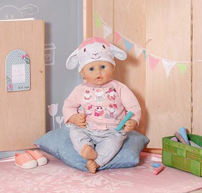 Zapf Creation Baby Annabell 794-623 Бэби Аннабель Одежда для прогулки