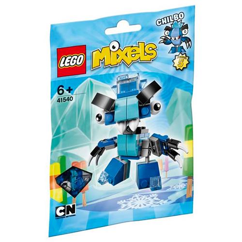 Lego Mixels 41540 Лего Миксели Чилбо