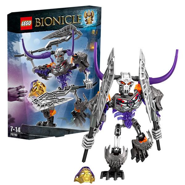 Лего Биониклы Череп-Крушитель 70793