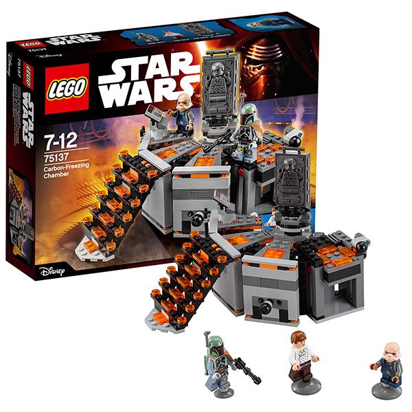 Lego Star Wars 75137 Лего Звездные Войны Камера карбонитной заморозки
