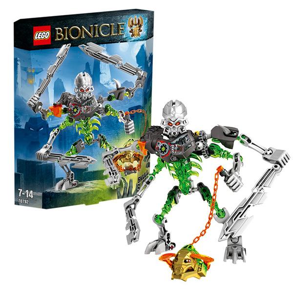 Лего Биониклы Череп-Рассекатель 70792