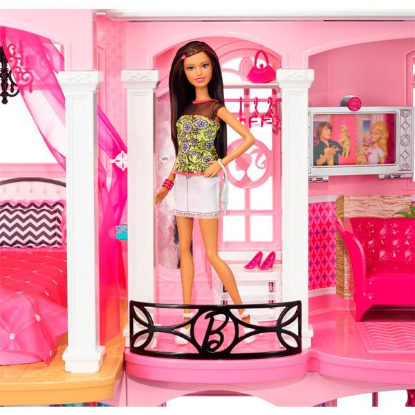 Дом мечты Барби Гардероб