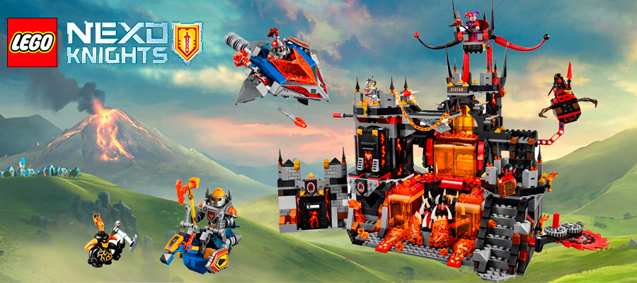 Lego 70323 Логово Джестро
