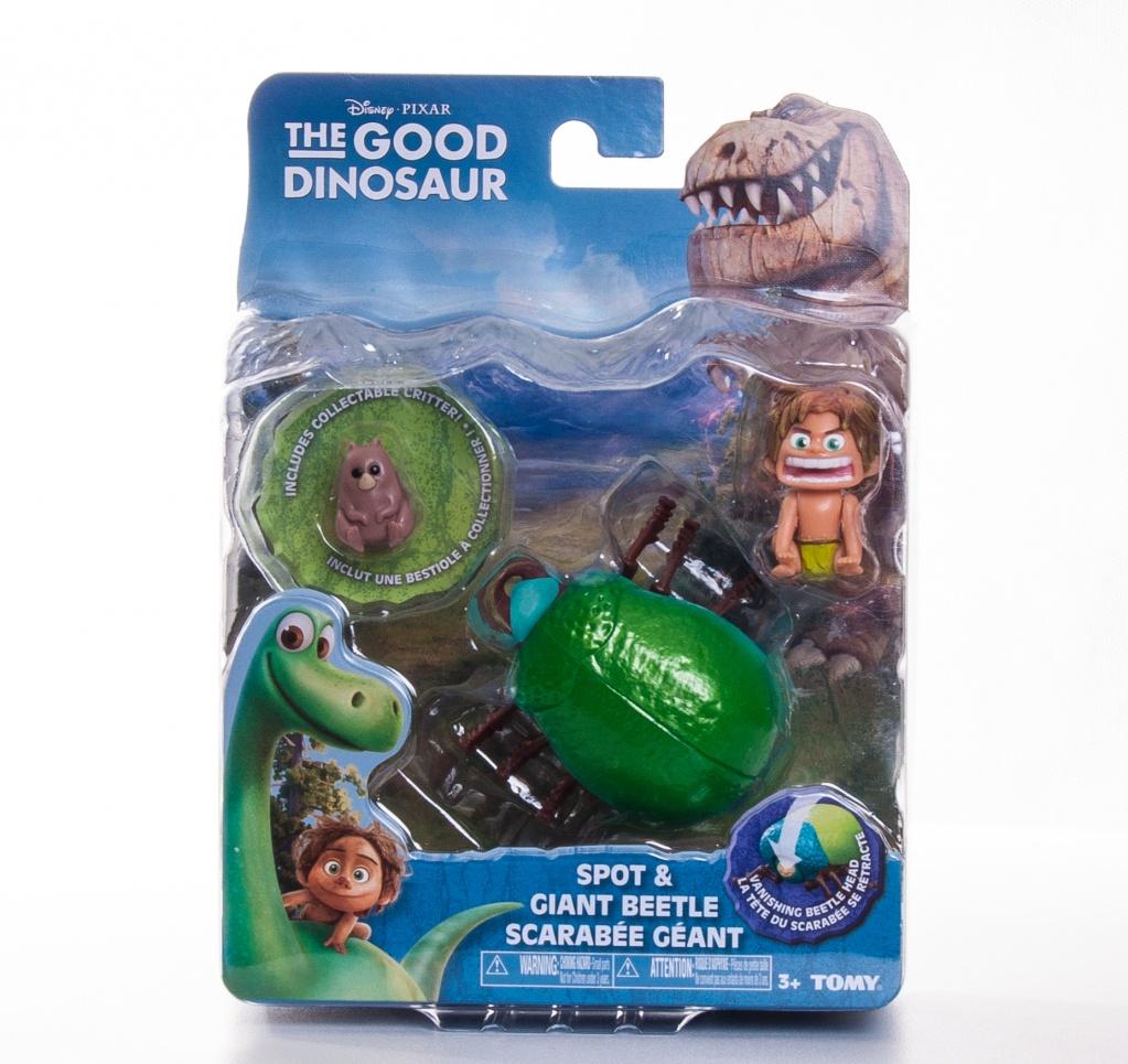 Спот и Жук Good Dinosaur Хороший Динозавр