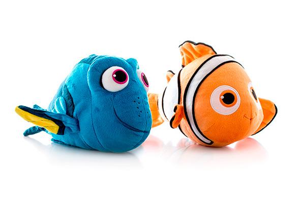 В поисках Дори плюшевые озвученные игрушки