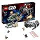 Lego Star Wars 75150 Лего Звездные Войны Усовершенствованный истребитель СИД Дарта Вейдера