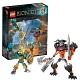 Lego Bionicle 70795 Лего Бионикл Создатель Масок против Стального Черепа