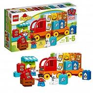 Lego Duplo 10818 Лего Дупло Мой первый грузовик