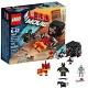 Конструктор Lego Movie 70817 Лего Фильм Бэтмен и Супер Злая Кисонька атакуют