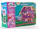 Игровой набор Lalaloopsy Mini 113812 Лалалупси Мини Пряничный домик с тремя куколками