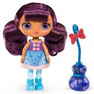Little Charmers 71714-lav Кукла Lavender 20 см с метлой (свет и звук)