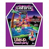 Lite Brix LB35728 Лайт Брикс Пляжная вечеринка