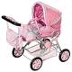 Zapf Creation Baby born® 808-498 Бэби Борн Прогулочная коляска de Luxe 3 в 1
