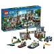 Lego City 60069 Лего Город Участок новой лесной полиции