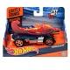Hot Wheels HW90571 Машинка Хот вилс на батарейках свет+звук, дракон красный 13,5 см