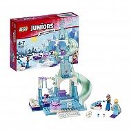 Lego Juniors 10736 Лего Джуниорс Игровая площадка Эльзы и Анны