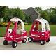 Little Tikes 172502 Литл Тайкс Каталка Пожарная машина, красная
