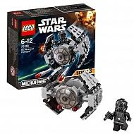 Lego Star Wars 75128 Лего Звездные Войны Усовершенствованный прототип истребителя TIE