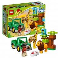 Lego Duplo 10802 Лего Дупло Вокруг света: Африка
